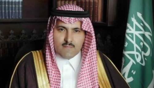 آل جابر: انسحاب الحوثي من الحديدة يأتي بجهود التحالف