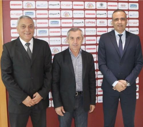 تونس تتعاقد مع آلان جاريس لقيادة النسور في أمم إفريقيا 2019