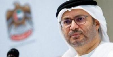 قرقاش يؤكد مدى عمق الروابط السعودية الإماراتية مع اليمن