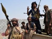 مصرع 7 حوثيين بقصف مدفعي للجيش في الضالع