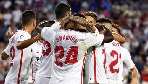 إشبيلية الإسباني يفوز على كراسنودار الروسي في الدوري الأوروبي