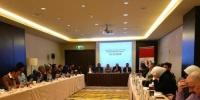 تزامنا وختام المشاورات.. المنظمات اليمنية تنهي فعاليتها بالسويد