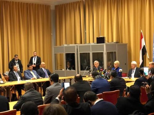 مصر تشيد بنجاح مشاورات السويد حول اليمن
