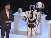 روبوت روسي بذكاء اصطناعي خارق