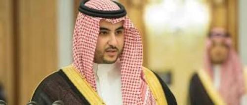 """الخارجية السعودية تُبرز تعليق """"بن سلمان"""" على مشاورات السويد (انفوجراف)"""