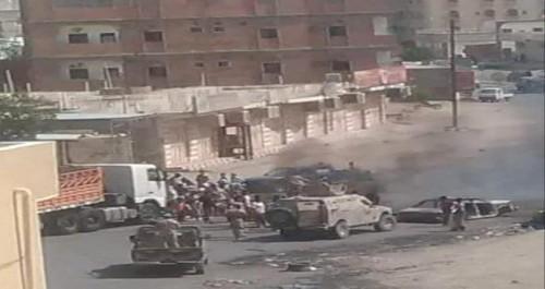 عناصر مسلحة تهاجم مديرية سيئون لتهريب محتجزين