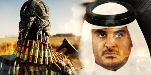 الدوحة ملتقى رموز الإرهاب والفتن ( فيديو )