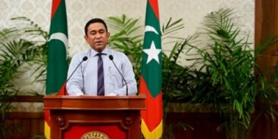 شرطة المالديف تستدعي الرئيس السابق للتحقيق فى مخالفات