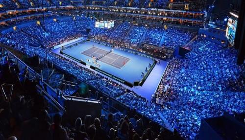 4 مدن تطلب استضافة البطولة الختامية للتنس