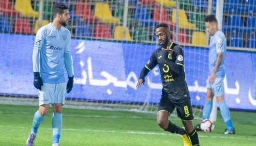 اتحاد جدة يفوز على الباطن 3-1 في الدوري السعودي