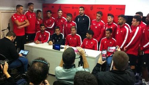 لاعبو فريق إسباني يقررون فسخ كامل عقودهم