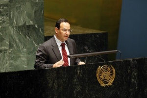 مندوب الكويت في مجلس الأمن: ندعم نتائج مشاورات السويد