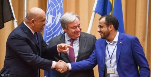 العراق يشيد بدور  غريفيث  في مفاوضات الفرقاء بالسويد