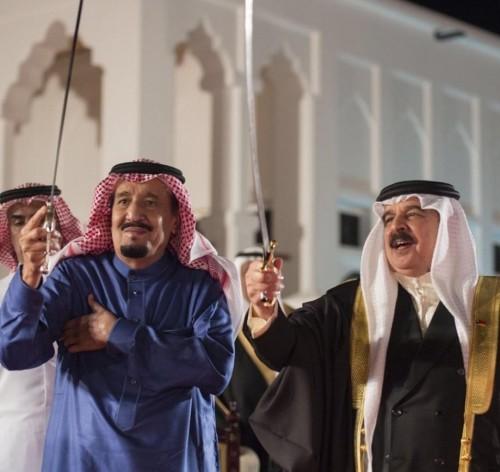 الشعوب العربية تحتفل مع البحرين بعيدها الوطني