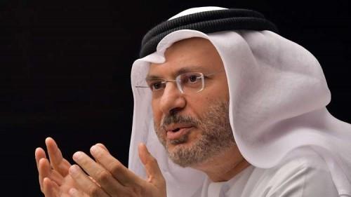 قلب الخليج العربي.. قرقاش يهنئ البحرين بعيدها الوطني