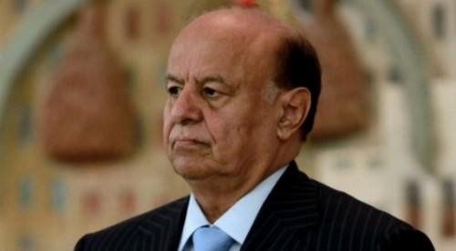 منصور: جبهات تتهاوي أمام زحف قوات الشرعية