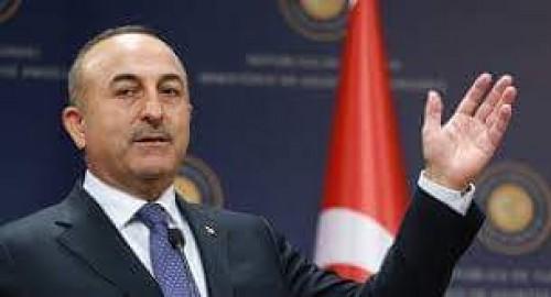 وزير خارجية تركيا يُدافع عن دولته قطر (تفاصيل)