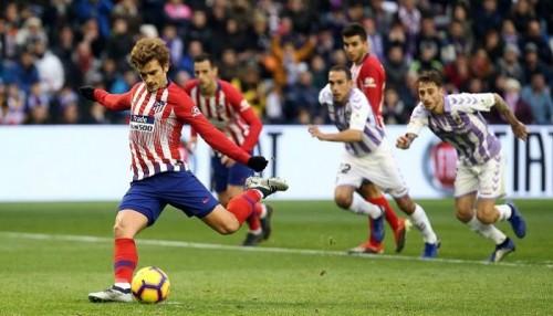 أتليتكو مدريد يفوز 3-2 على بلد الوليد