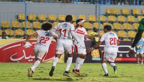 الزمالك المصري والصفاقسي التونسي يحققان فوز كبير في الكونفدرالية الإفريقية