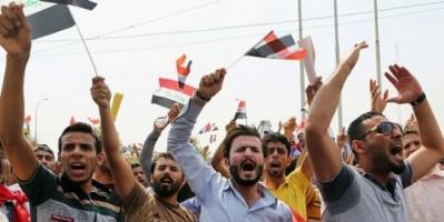 مظاهرات البصرة تصل منزل رئيس مجلس المحافظة