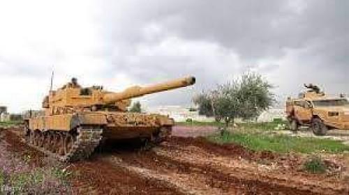 شاهد.. صورة تكشف آخر مستجدات الصراع التركي الكردي