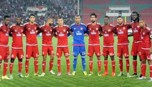 الوداد المغربي يستهل مشواره في دوري أبطال إفريقيا بالفوز 2-0