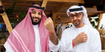 """وليا عهد السعودية والإمارات يدعمان """"عالمية الرياضيين المعاقين""""  بإسوارة حمراء"""