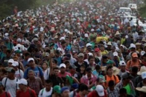 دعوة سياسية للتصدي  للهجرة الغير مشروعة بالجزائر