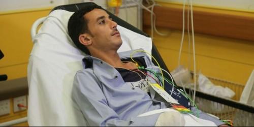 """بدعم إماراتي.. وصول ١٢ جريحا يمنيا إلى القاهرة """"صور"""""""