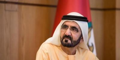 بن راشد يهنئ البحرين وملكها بالعيد الوطني