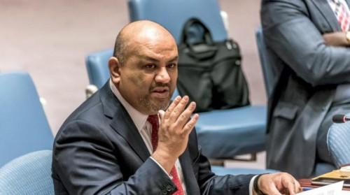 اليماني يوجه رسالة للمبعوث الأممي بشأن انسحاب الحوثيين من الحديدة