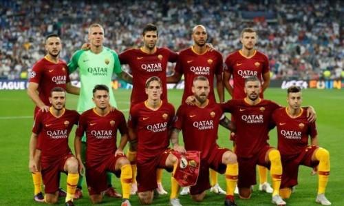 روما يفوز على جنوة 3-2 في الدوري الإيطالي