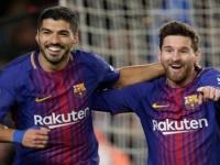برشلونة ينفرد بصدارة الدوري الإسباني بخماسية في شباك ليفانتي