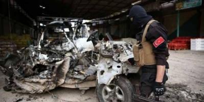 9 قتلى و20 مصابًا بانفجار سيارة مفخخه بشمال سوريا