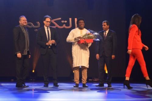 """مهرجان أيام قرطاج المسرحية يمنح جائزة أفضل عمل متكامل لعرض """" ذاكرة قصيرة """""""