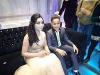 حفل خطوبة طفلين تشعل جدلاً واسعاً بمصر (فيديو)