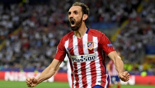 قائد أتليتكو مدريد: جاهزون لمواجهة يوفنتوس