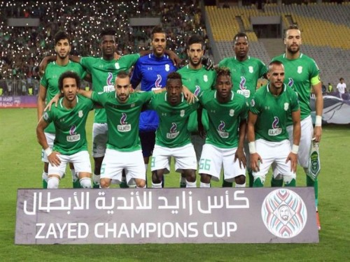 الاتحاد السكندري المصري: سنحقق نتيجة مشرفة أمام الهلال السعودي في كأس زايد