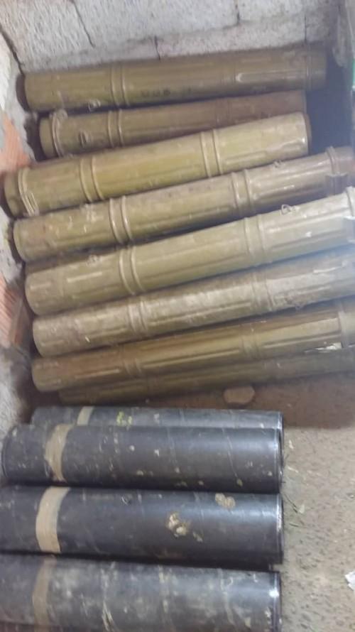 لحج.. ضبط شاحنة أسلحة قادمة من مأرب إلى عدن