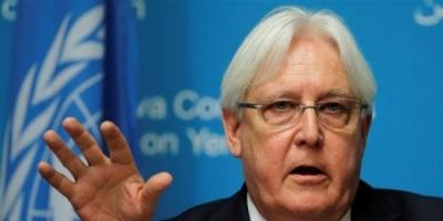 المبعوث الأممي يصدر بيانا بشأن اتفاق الحديدة