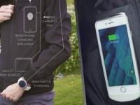 شحن الهواتف عبر الملابس.. تقنية جديدة ببريطانيا