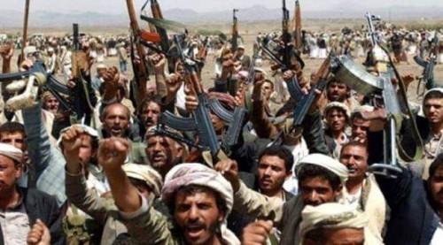 مليشيا الحوثي تخرق الهدنة بعد ساعة من سريانها