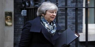 """""""ماي"""" تحذر البرلمان البريطاني من إجراء استفتاء ثان حول بريكست"""