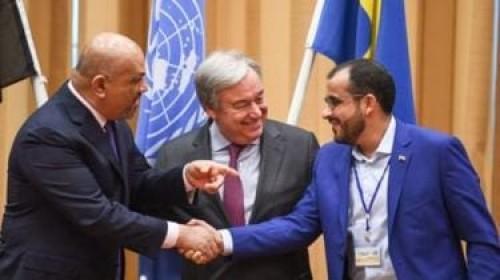 بعد سريان مفعوله بدقائق.. مليشيا الحوثي تنتهك وقف إطلاق النار بالحديدة