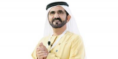 بن راشد: الإمارات تحتفي مع العالم باللغة الخالدة