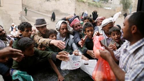 جريمة أخرى للشرعية.. لقور يستنكر ظهور مجاعة في منطقة المسيمير