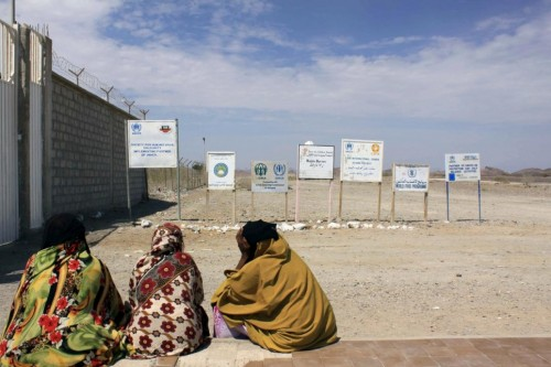 بمخيم إيواء النازحين التابع للأمم المتحدة.. مقتل يمني في الصومال