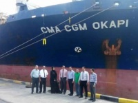 ميناء عدن يستقبل الحاويات الفرنسية من جديد