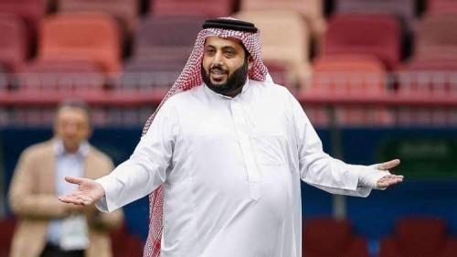 تركي آل الشيخ يُهنئ العين بتأهله لنهائي مونديال الأندية