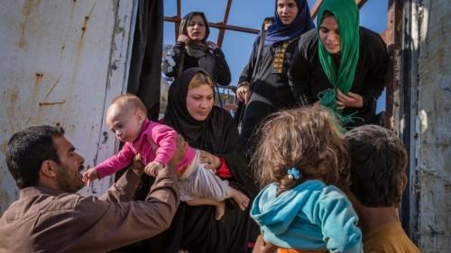 العراق تعيد 144 نازحاً من تركيا إلى محافظاتها